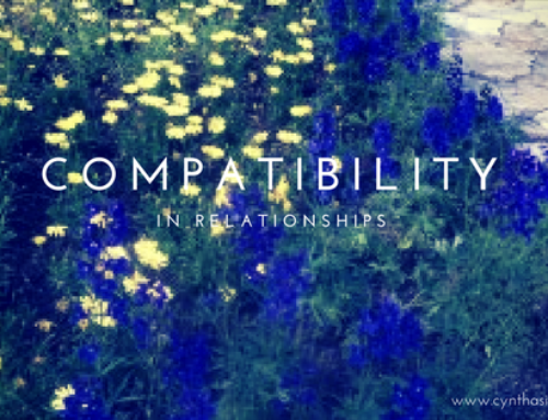 COMPATIBILITY in Relationships