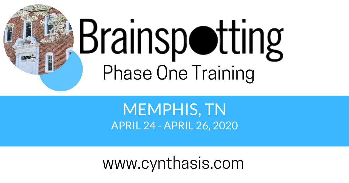 brainspotting training phase one memphis tennessee