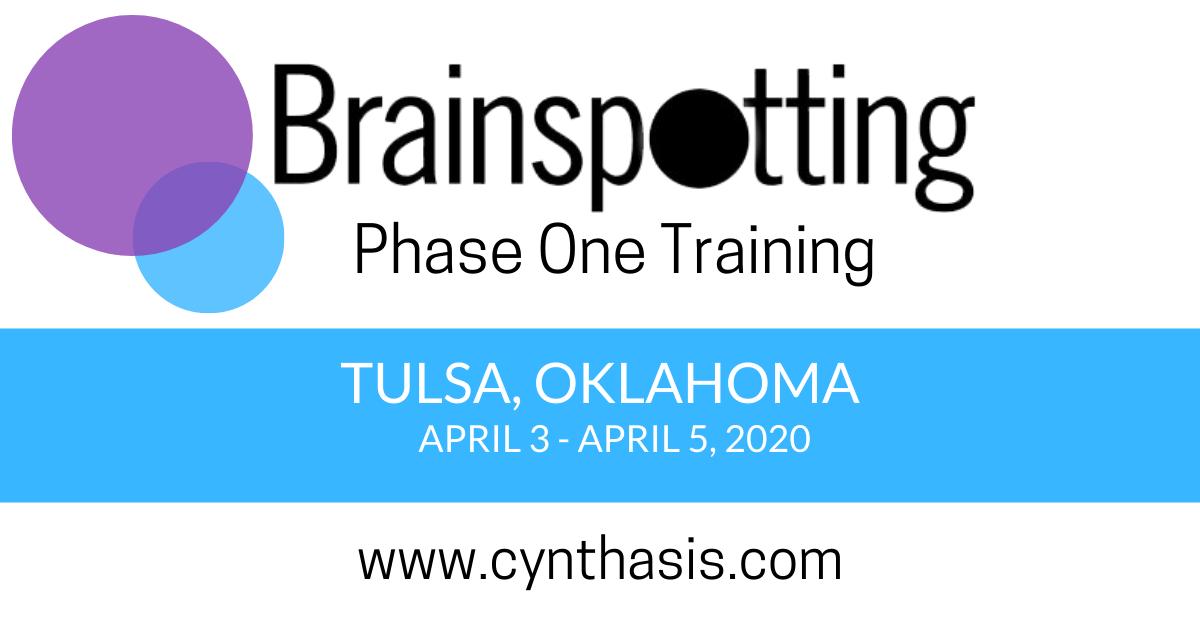brainspotting phase one tulsa