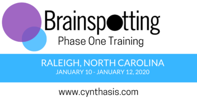 brainspotting raleigh north carolina phase one