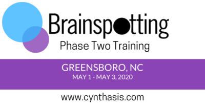 brainspotting greensboro north carolina